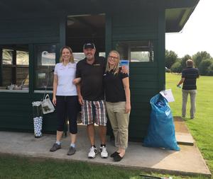 Charity Golfturnier - rocon GmbH