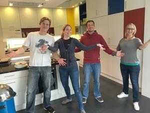 Küche im Ronald McDonald Haus - rocon GmbH