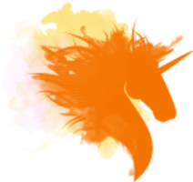Unicorn Logo - rocon GmbH