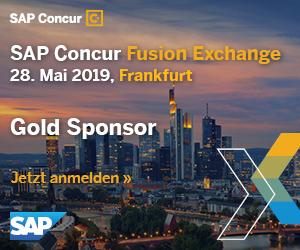 Die Produktwelt von SAP Concur kennenlernen