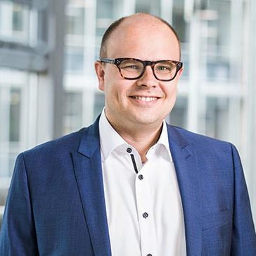 Andreas Glaser - Manager SAP Concur Opperations
