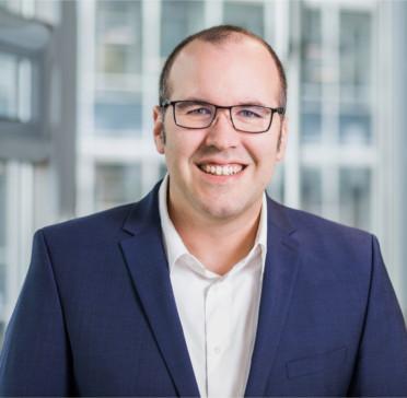 Daniel Schmitz - Manager Softwareentwicklung