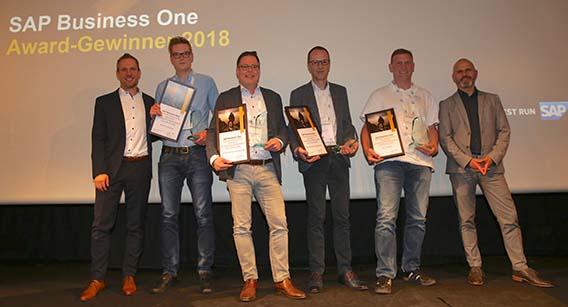 SAP Business One Kundenzufriedenheit