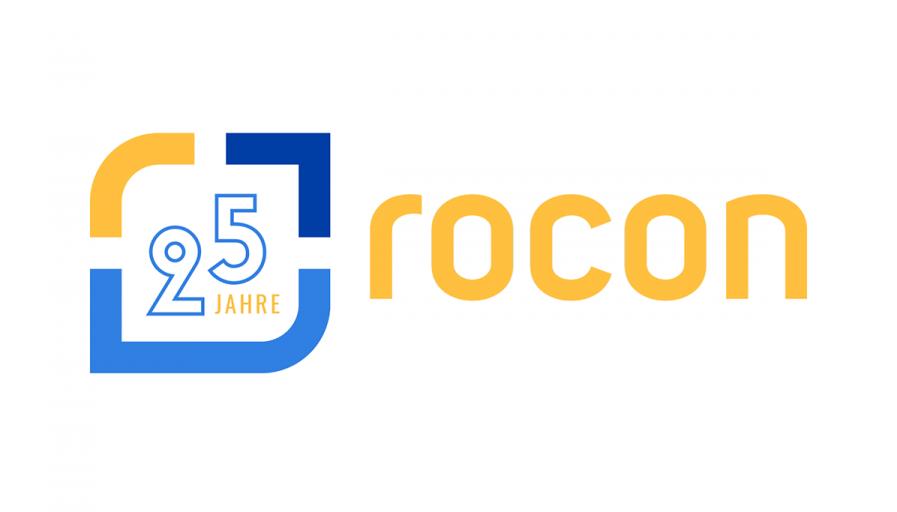 Jubiläum: 25 Jahre rocon GmbH