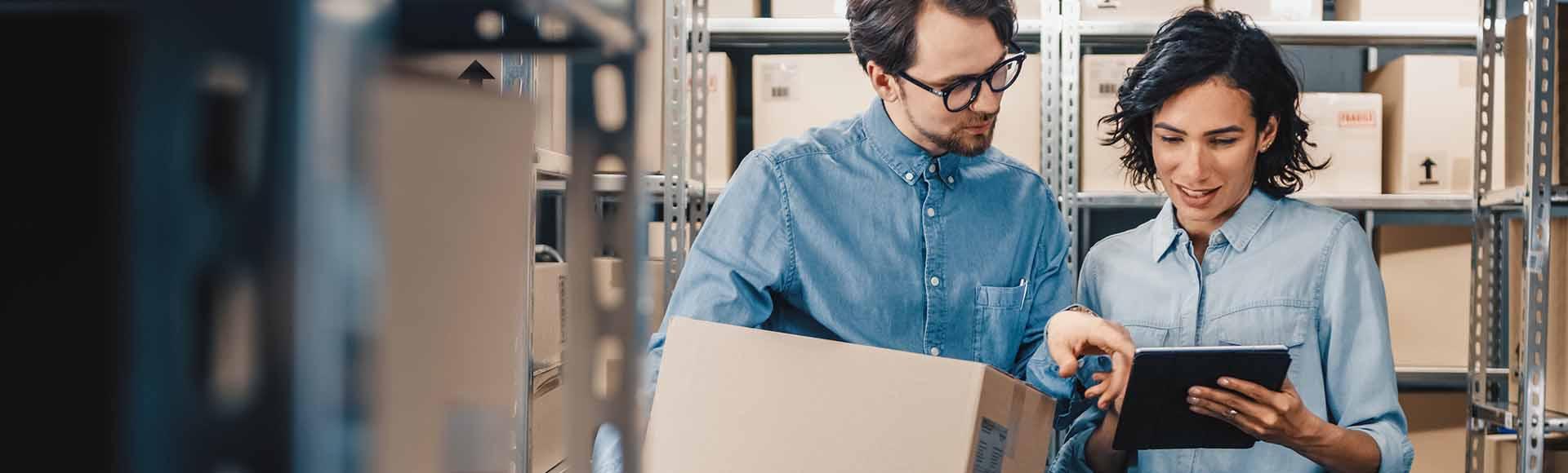 Logistikschnittstelle SAP
