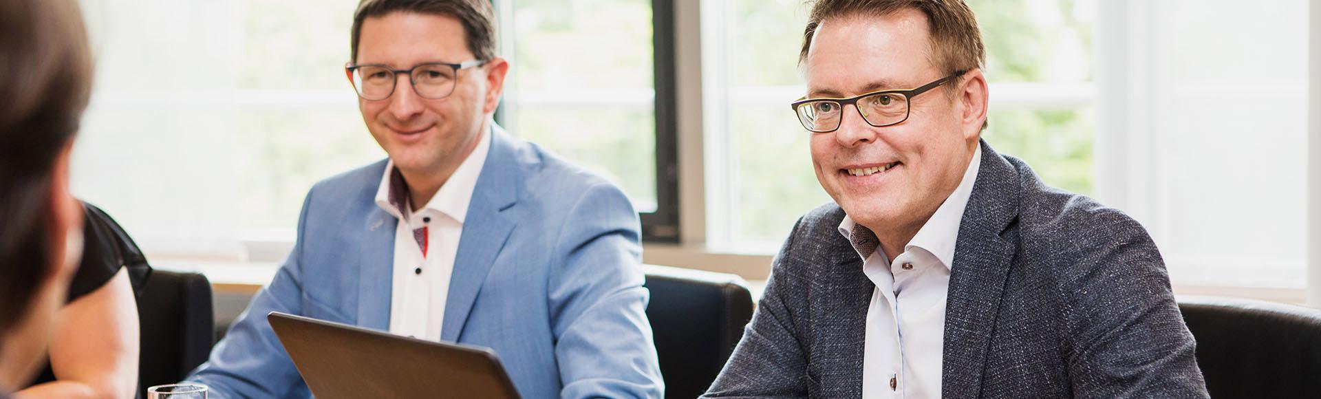Finanzbuchhaltung mit SAP Business One