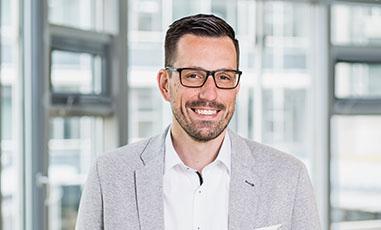 Peter Riehn - Ansprechpartner für SAP Business One