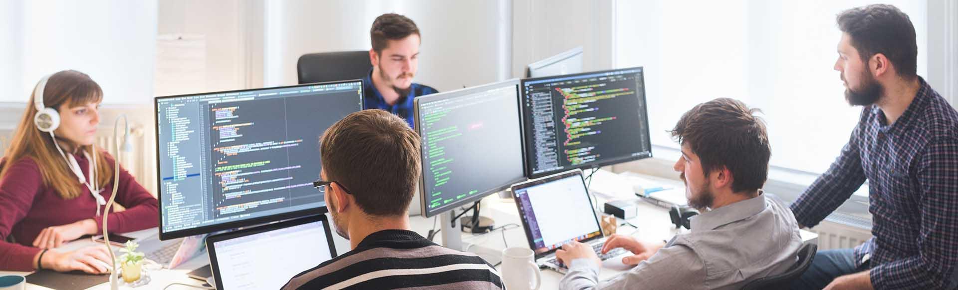 Individuelle Softwareentwicklung