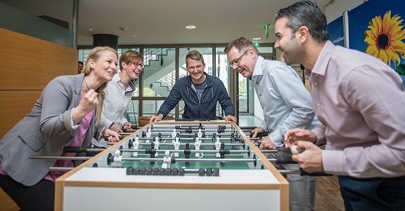 rocon GmbH Mainz Team