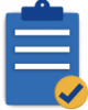 Icon Checkliste