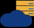 roco icon cloud hosting