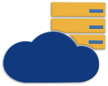 roco icon cloud hosting