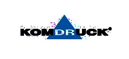Logo Komdruck