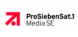 Logo ProSieben Sat.1 Media SE