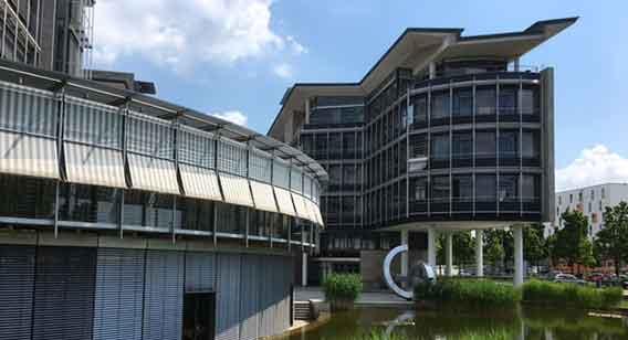 rocon GmbH - Office building in Mainz